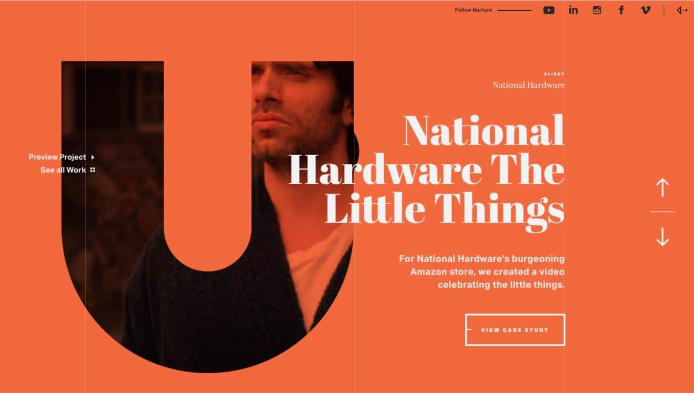 tipografia tendências
