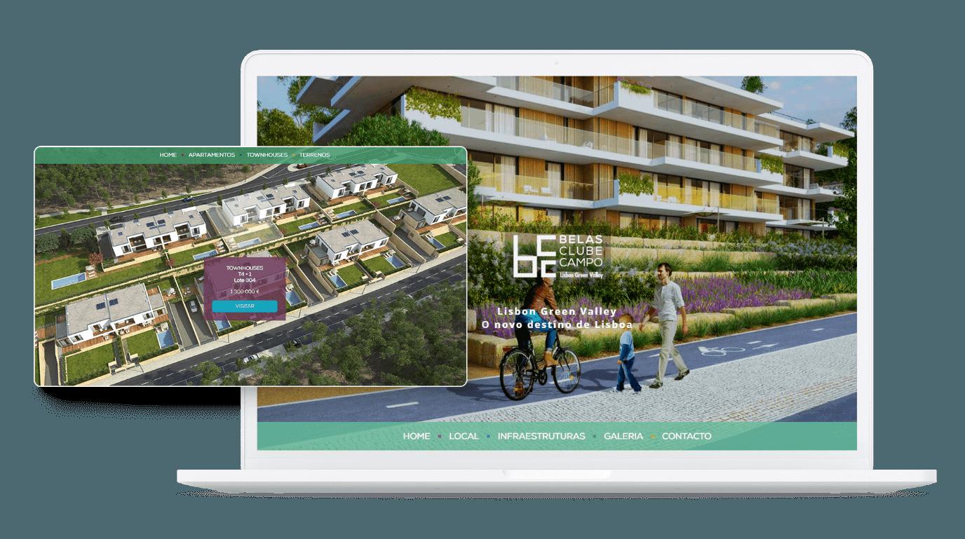 website Lisbon Green Valley